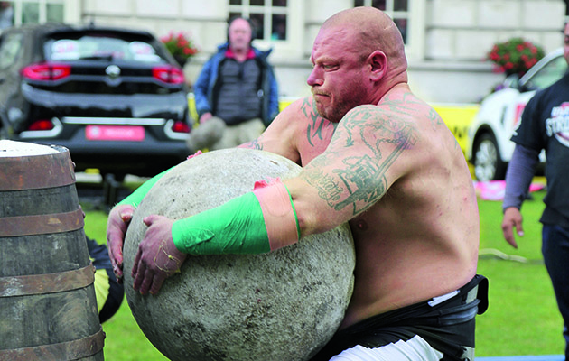Truck Pull, Super Yoke, Stones of Strength and Car Deadlift Hold – never mind the contestants, the names of the individual events making up this gruelling trial are intimidating enough.