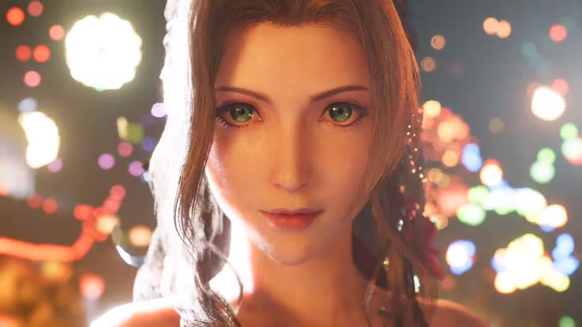 Final Fantasy 7 remake demo opening cinematic leaked in full