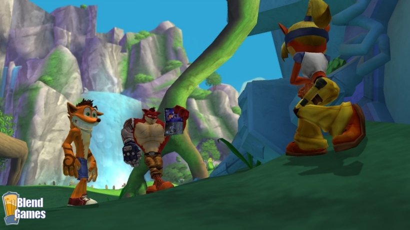 Crash Bandicoot: Mind Over Mutant Now Available For Xbox 360, Wii #3870