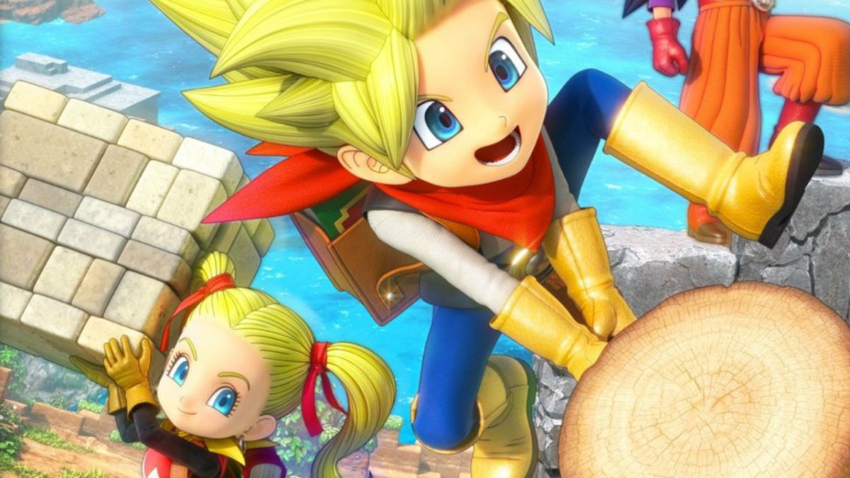 "Dragon Quest Builders 2 Monster Recruitment Guide: Dragon Quest Builders 2 Review: ""A Beautiful Mashup Of"