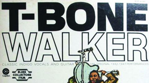 T-Bone Walker: The Great Blues Vocals & Guitar album artwork
