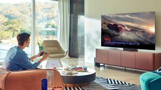 Bedste gaming TV til PS5 og Xbox Series X