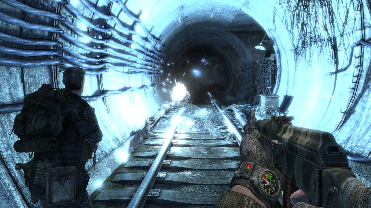 Metro 2033 is now free on Steam; other games from the series get huge discounts