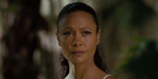 thandiwe newton's maeve in westworld season 3