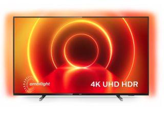 "Philips 75"" 4K LED Smart Ambilight-TV"