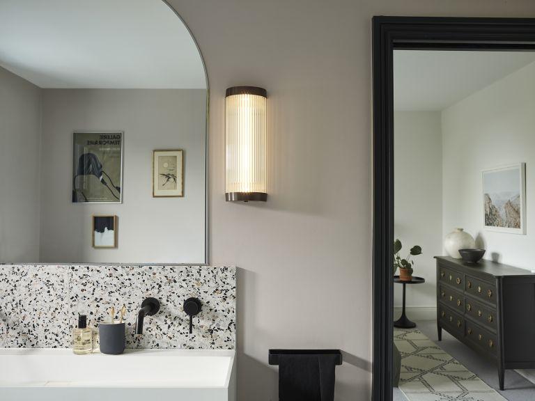 Small bathroom lighting ideas
