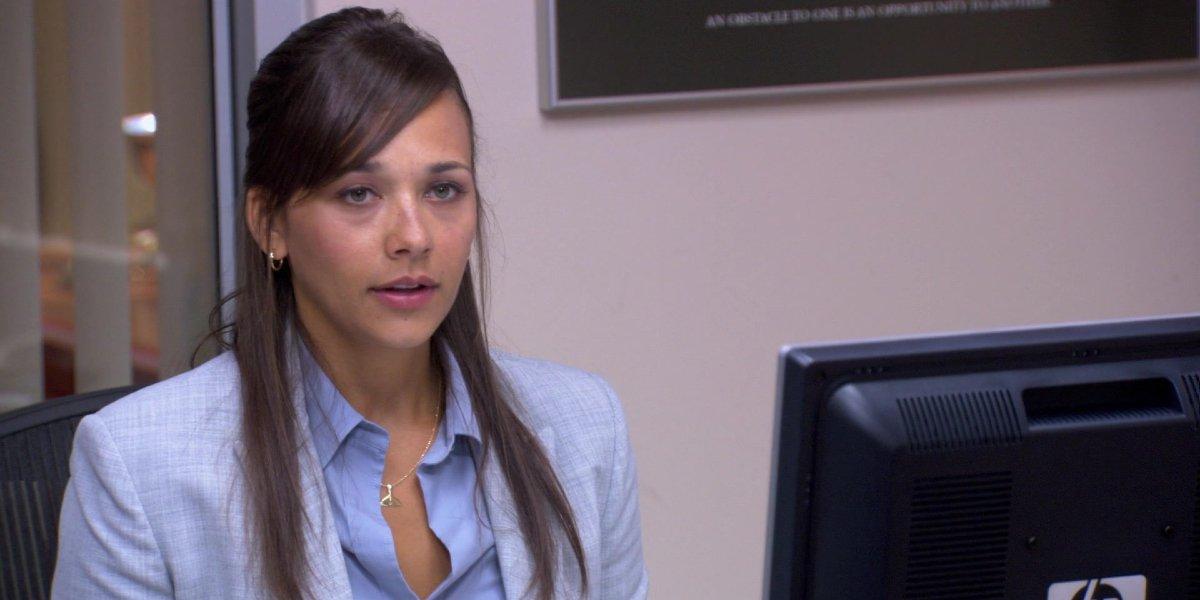 Rashida Jones on The Office