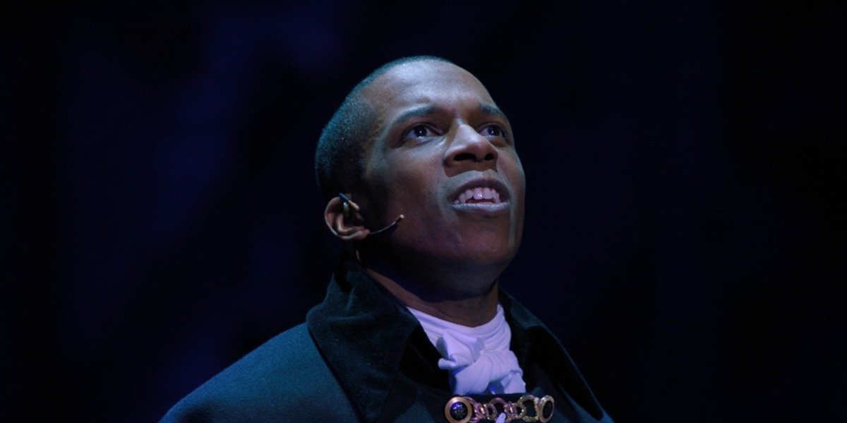 Hamilton's Leslie Odom Jr. Discusses The 'Upside' Of The Movie Premiering on Disney+