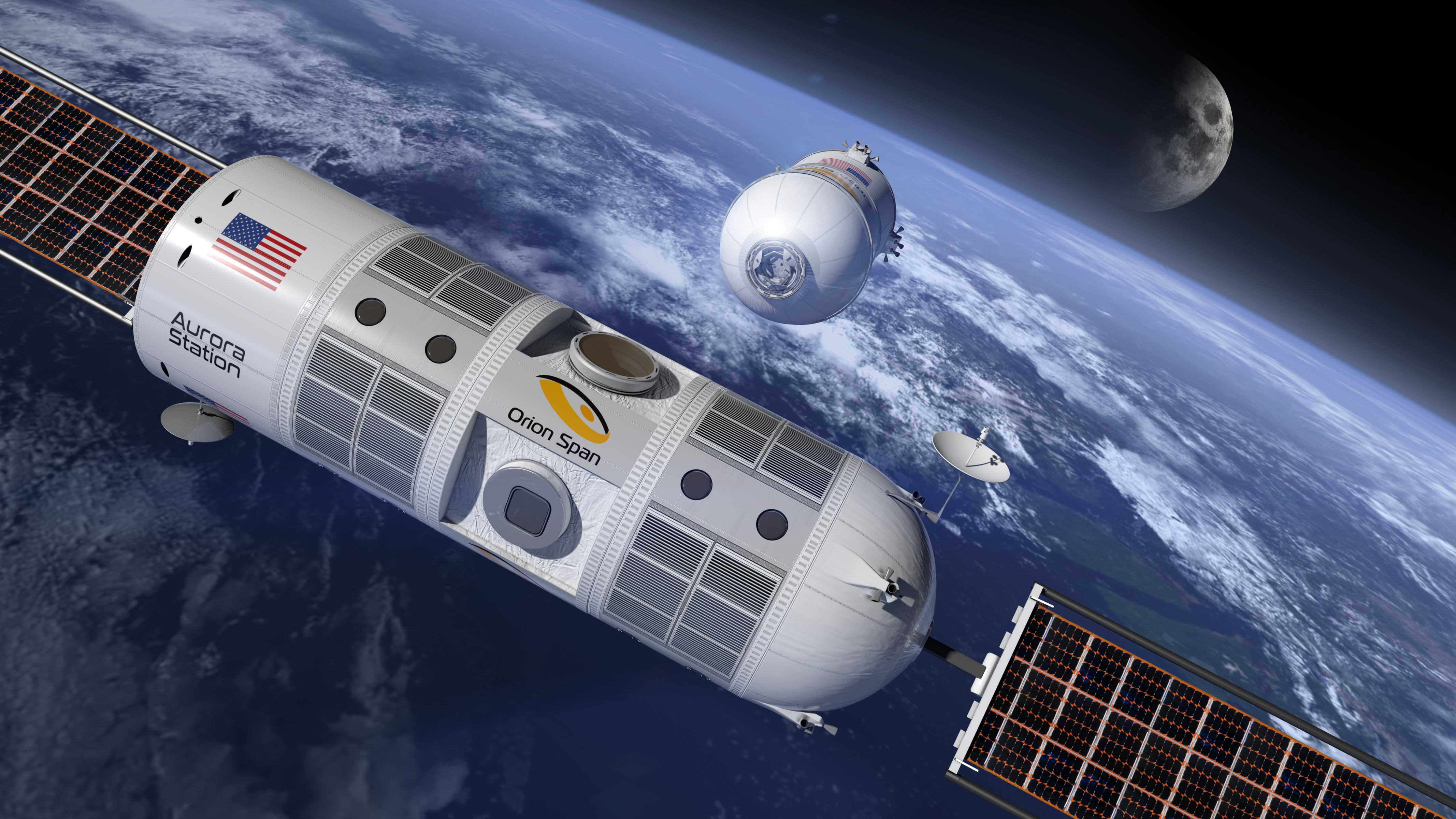 Luxury Space Hotel' to Launch in 2021 | Space