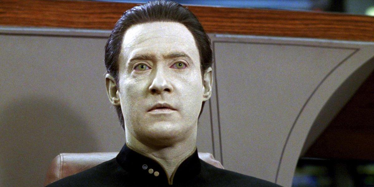 Brent Spiner on Star Trek: The Next Generation
