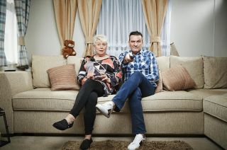 Gogglebox stars Jenny and Lee