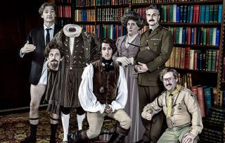 Horrible Histories team create new BBC1 comedy for Grown-ups!