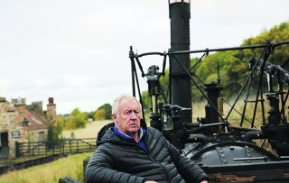 After his Extreme Railways series took him around the world, Chris Tarrant is back in Britain to look at the history of our railways, and the massive impact they had on industry.