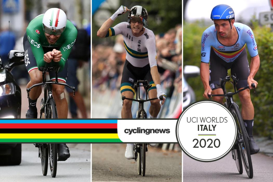 Ganna Dennis Campenaerts Worlds TT