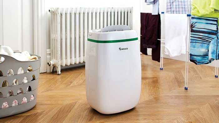best dehumidifier - Meaco Platinum Low Energy 12L Dehumidifier