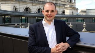 Matt Warman MP.