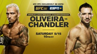 UFC 262 live stream: how to watch Oliveira vs Chandler for free and from anywhere in the world