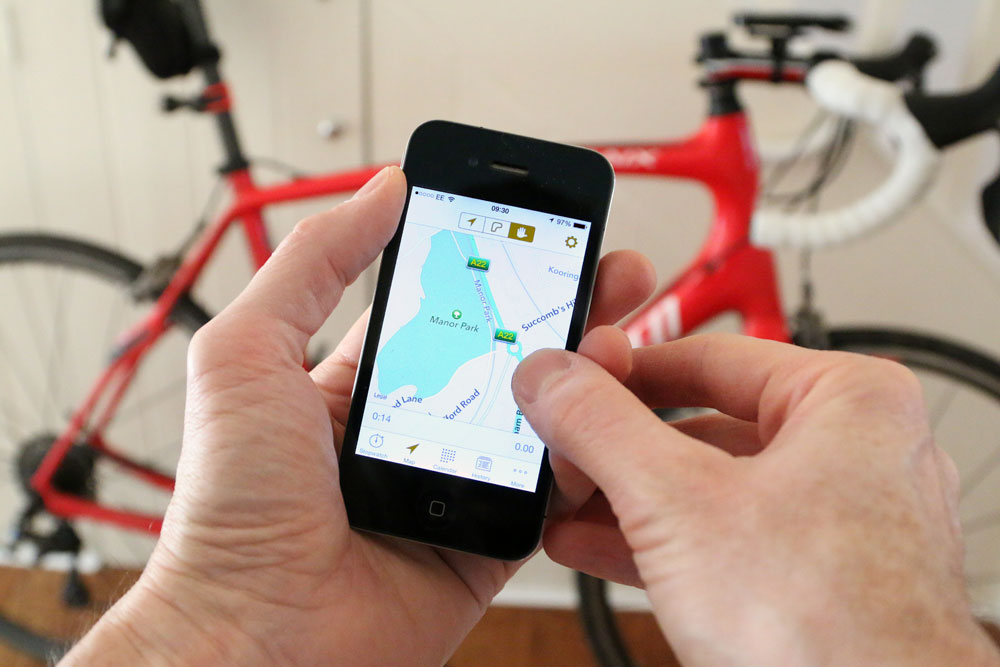 Best Cycling Apps Iphone And Android Tools For Cyclists