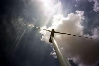 Windturbine, Spain