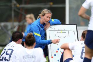 Tottenham Women's squad
