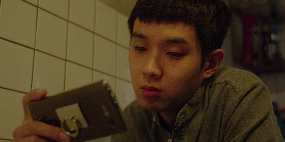 Choi Wook-shik - Parasite