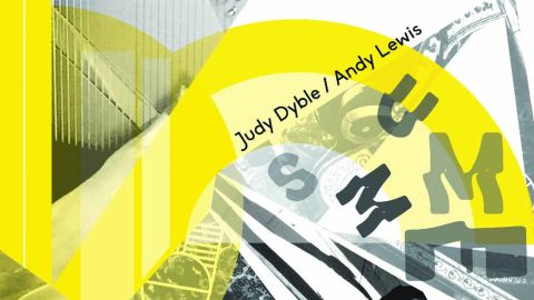 Judy Dyble & Andy Lewis - Summer Dancing album artwork