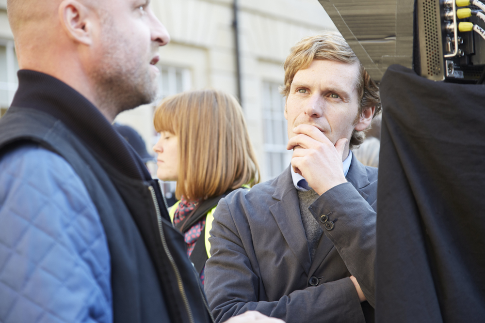 Behind the scenes on ITV's Endeavour