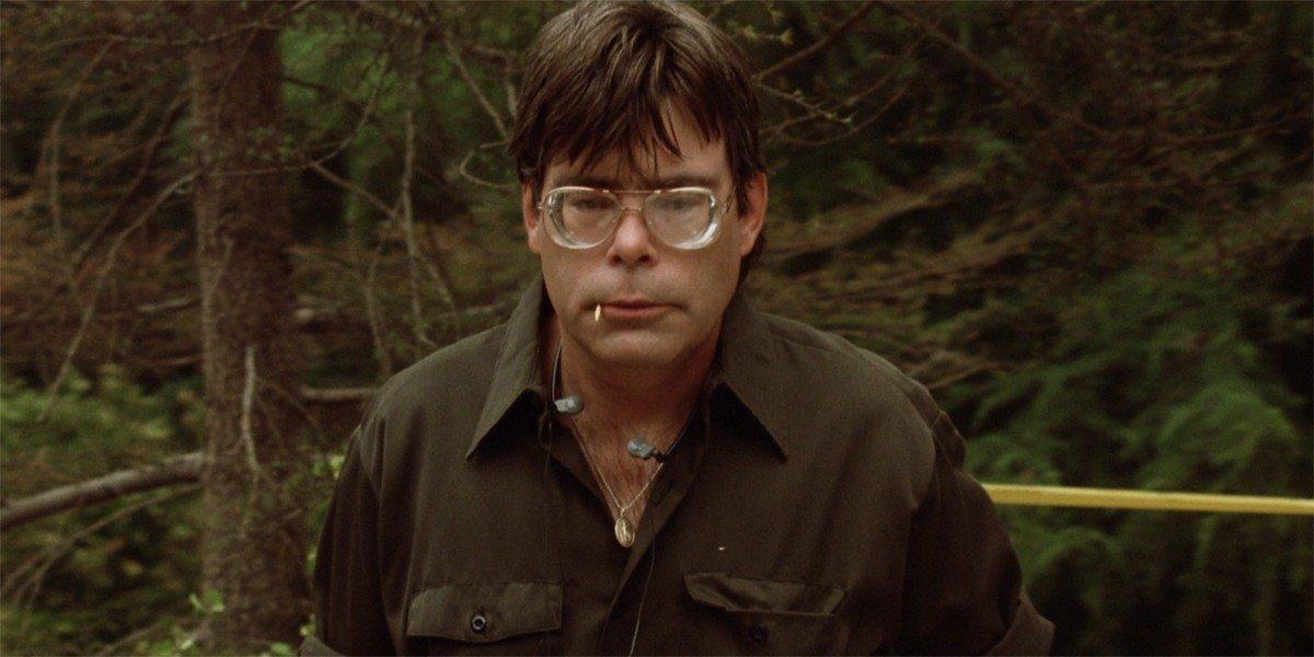 Stephen King cameo in Sleepwalkers
