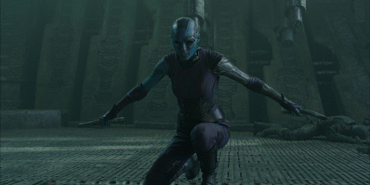 Karen Gillan - Guardians of the Galaxy