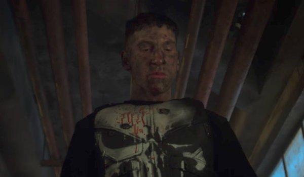 Frank Castle The Punisher Jon Bernthal