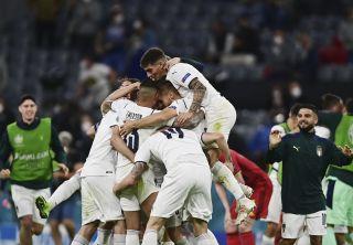 Germany Belgium Italy Euro 2020 Soccer