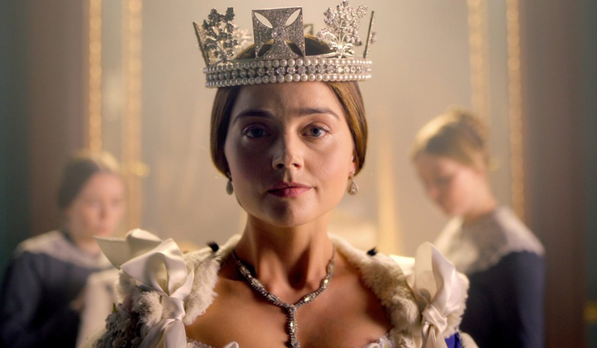 Jenna Coleman as Victoria PBS