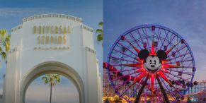 Wait Times Have Dropped On All But One Major Ride At Disneyland And Universal Studios Hollywood