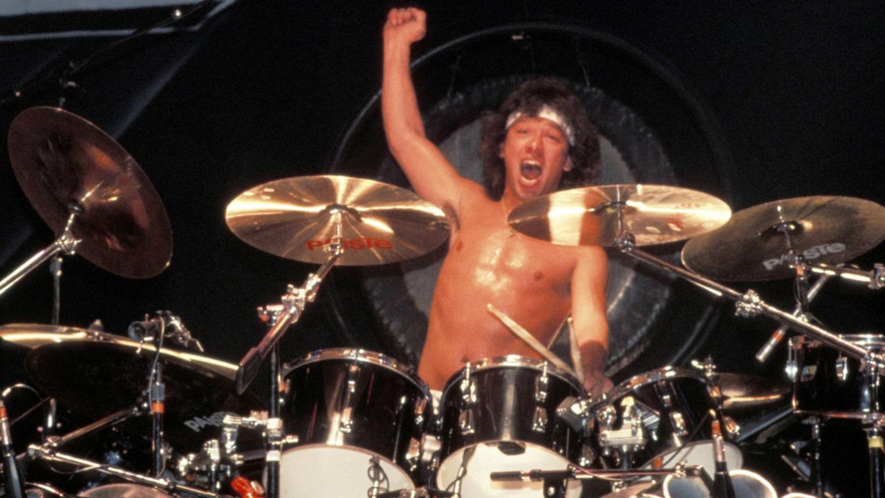 Alex Van Halen Drum Intro Is Voted Best Ever Louder