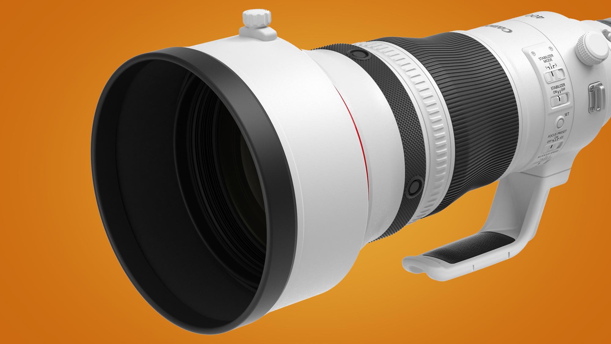 Canon RF 400mm f/2.8