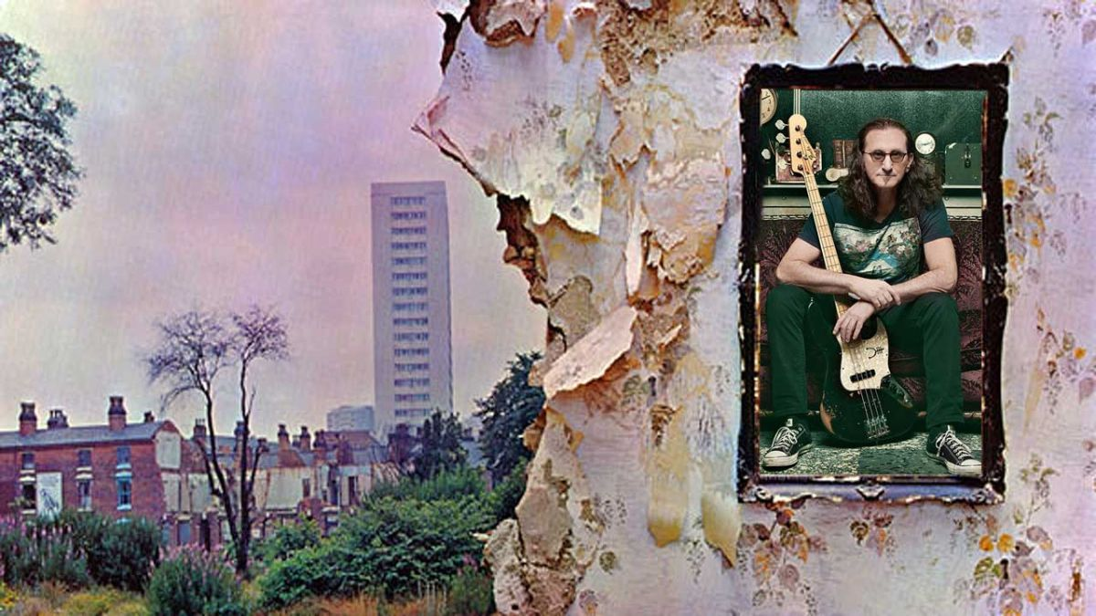 Why I ❤️ Led Zeppelin IV, by Geddy Lee