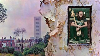 The cover of Led Zeppelin IV and Geddy Lee