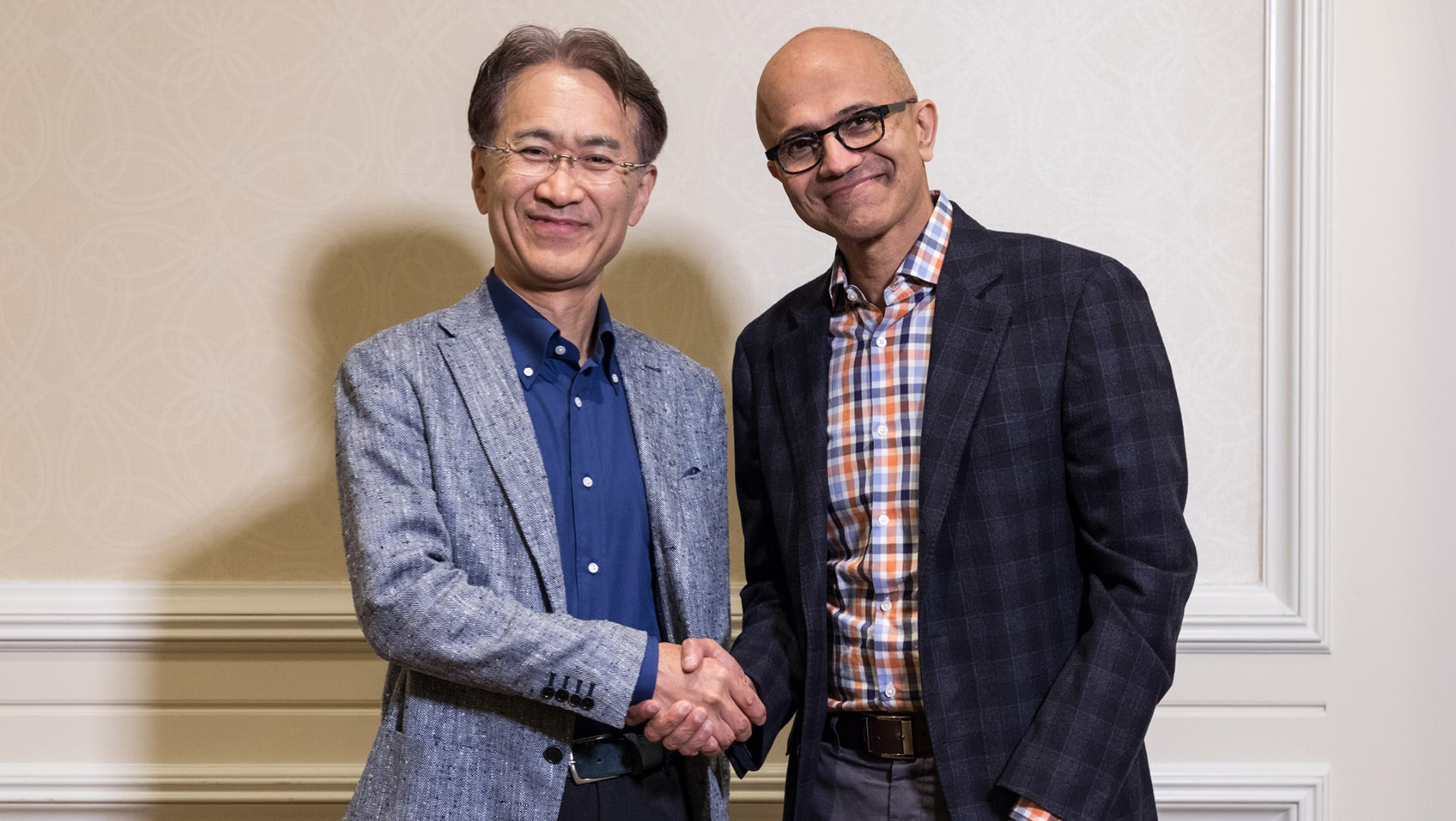 Sony and Microsoft team up to develop 'game and content-streaming services' | PC Gamer
