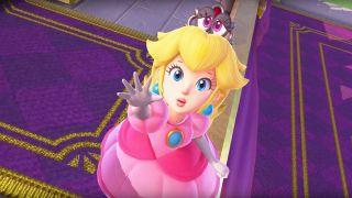 Who Knew That Nintendo Could Transform Princess Peach Into A