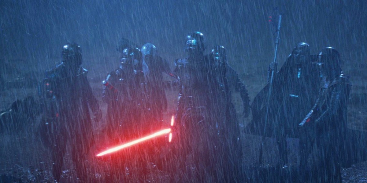 The Knights of Ren in The Force Awakens