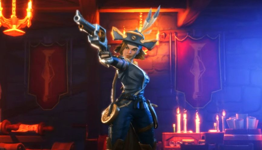 Torchlight 3's new Sharpshooter class is a master of the bow and summoning magic