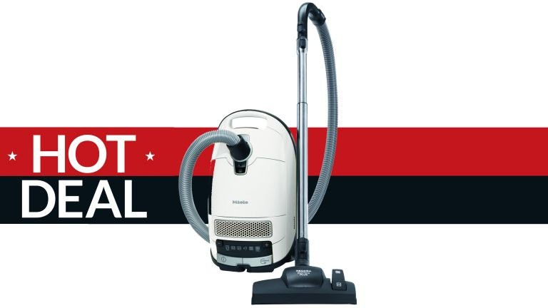Amazon Prime Day: Miele Complete C3 Silence Bagged Vacuum Cleaner