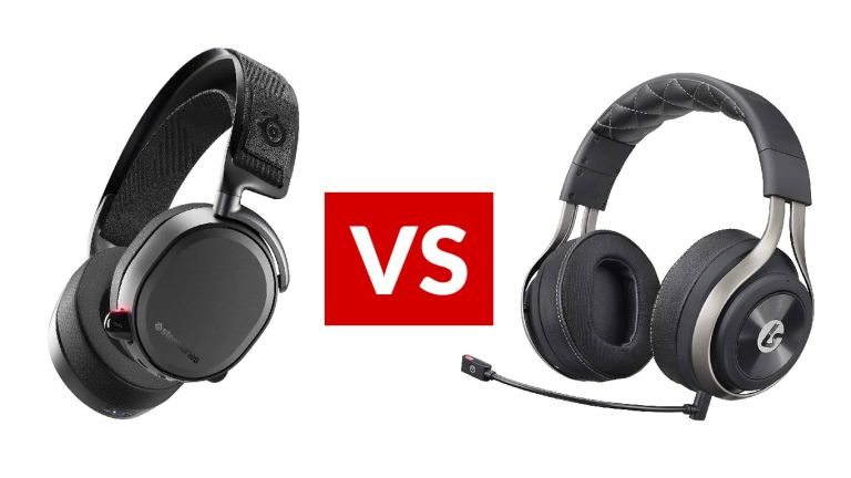 SteelSeries Arctis Pro Wireless vs LucidSound LS50X