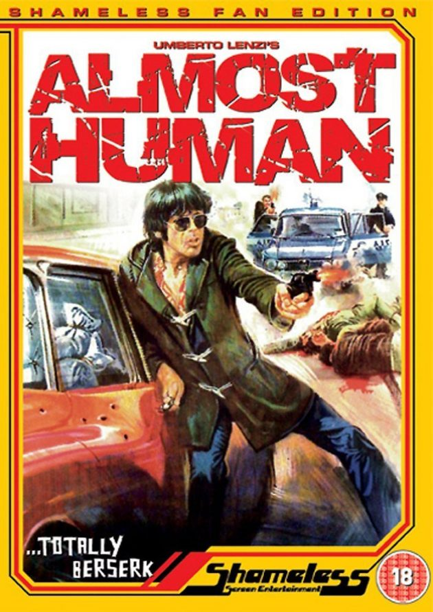 Almost Human (1974) | The Italian Crime Thriller On Blu-ray