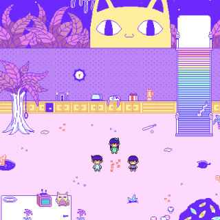 Here S A Surprise New Trailer For Horror Rpg Omori Pc Gamer