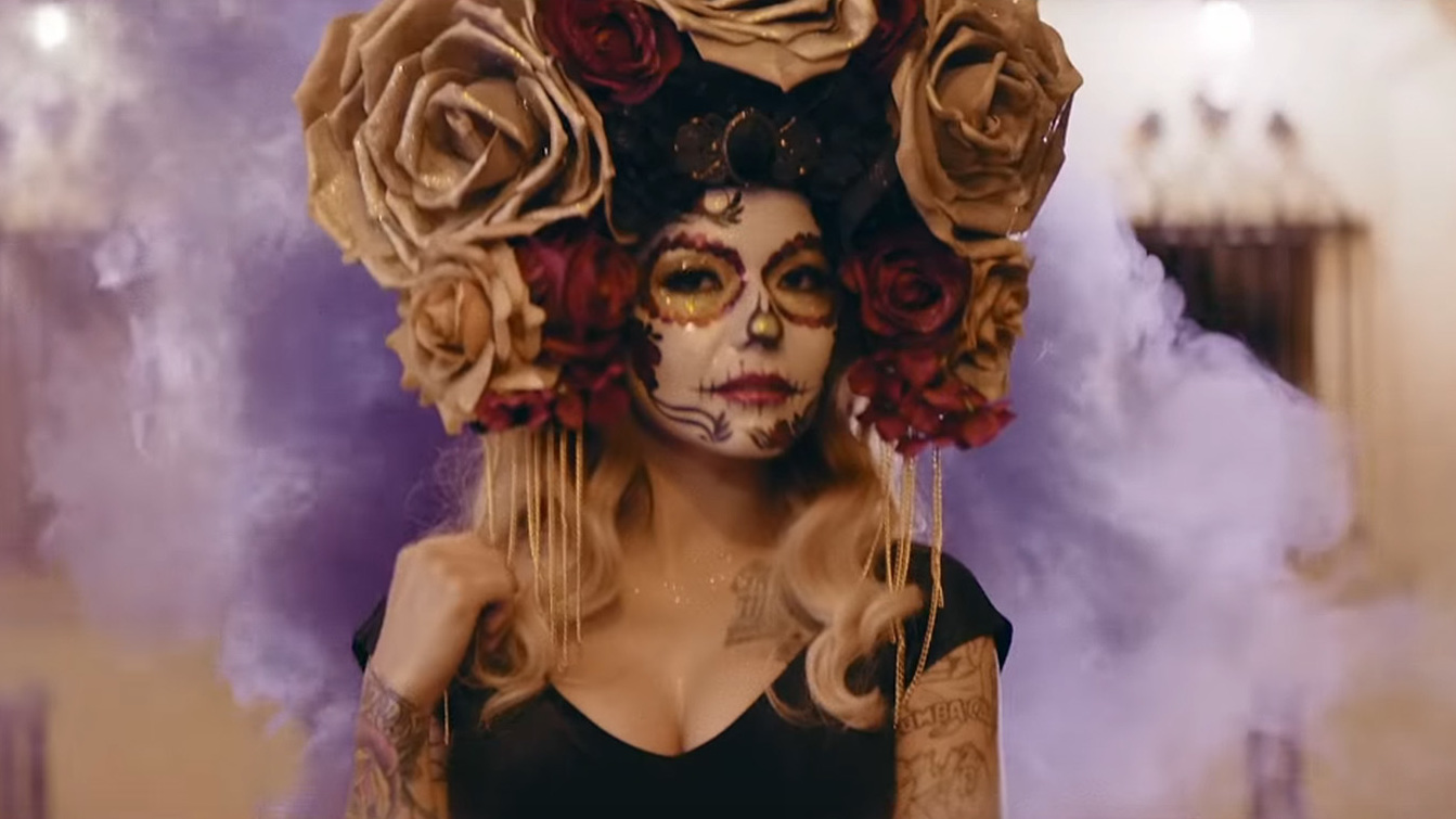 fall out boy celebrate mexicos day of the dead in new video louder