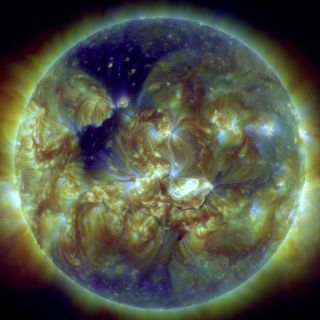 2014 Solar Storm