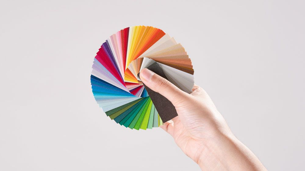 How to choose the perfect logo colour for a brand