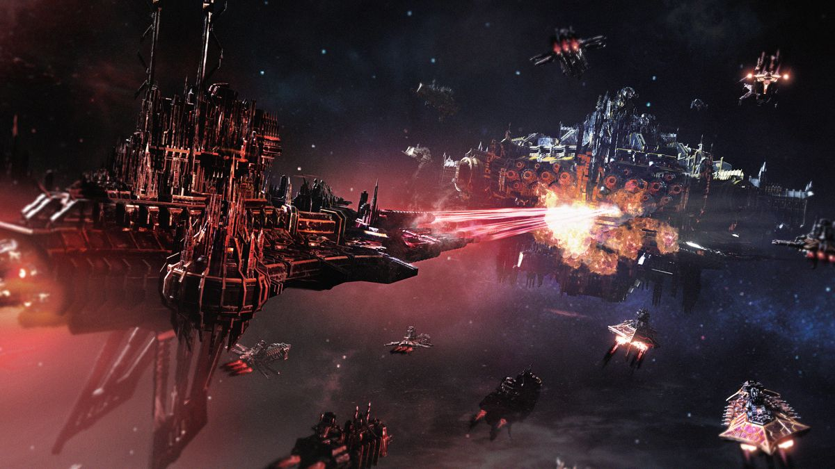 Battlefleet Gothic: Armada 2's new Chaos campaign is out today