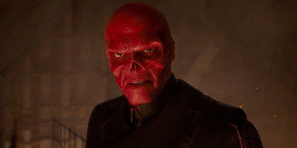 Red Skull Captain America The first Avenger